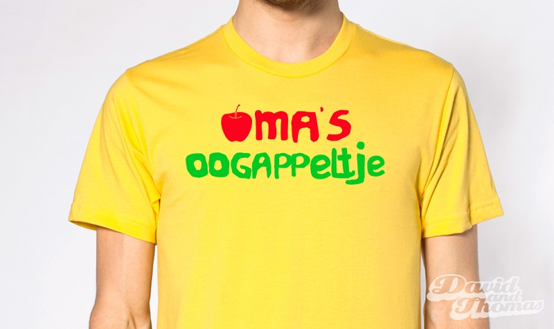 Oma's Oogappeltje